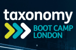Taxonomy Boot Camp London 2017 logo