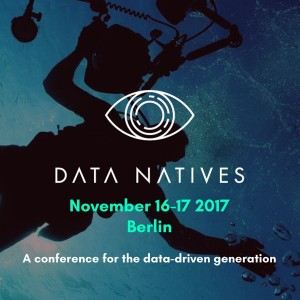 Data Natives, Berlin 2017