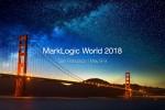 MarkLogic World, San Francisco 2018