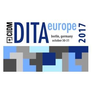 CMS/DITA Europe 2017