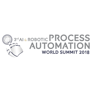 AI & Robotic Process Automation World Summit 2018