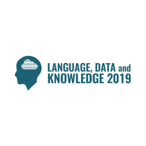 LDK 2019 – 2nd Conference on Language, Data and Knowledge