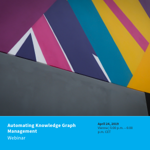 [Webinar] Automating Knowledge Graph Management with PoolParty Semantic Suite 1
