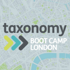 Taxonomy Boot Camp London 2021
